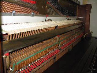 Restore or rebuild the action and your piano can sound like new.